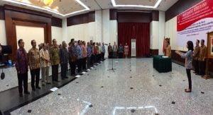 Menteri PPN/Kepala Bappenas Melantik PN AP2I Periode 2015-2018