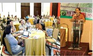 Komisariat AP2I Kementerian Pertanian: FGD Penguatan Peran Perencana di Lingkungan Kementan (Pembicara Utama: Ketua Dewan Penasehat PN AP2I)