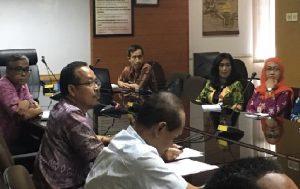Komsat AP2I Provinsi Jawa Tengah: Rapat Koordinasi Pengurus AP2I Komwil Provinsi Jawa Tengah