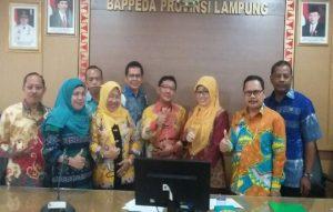 Pembentukan AP2I Komisariat Provinsi Lampung