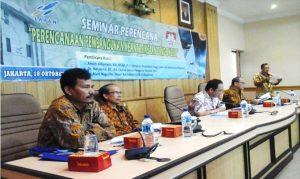 SEMINAR PERENCANA AP2I KOMISARIAT LAPAN: PERENCANAAN PEMBANGUNAN KEANTARIKSAAN INDONESIA