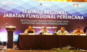 Seminar Regional JFP: Revitalisasi Peran Perencana dan Kapasitas Instansi Perencanaan