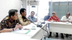PENGEMBANGAN KERJASAMA PN AP2I BERSAMA DPP LEMBAGA PEMBERDAYAAN MASYARAKAT (LPM) JAWA BARAT